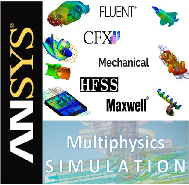 Ansys Electromagnetics & Embedded Software