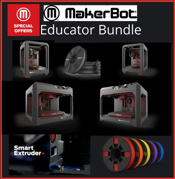 Makerbot for Education