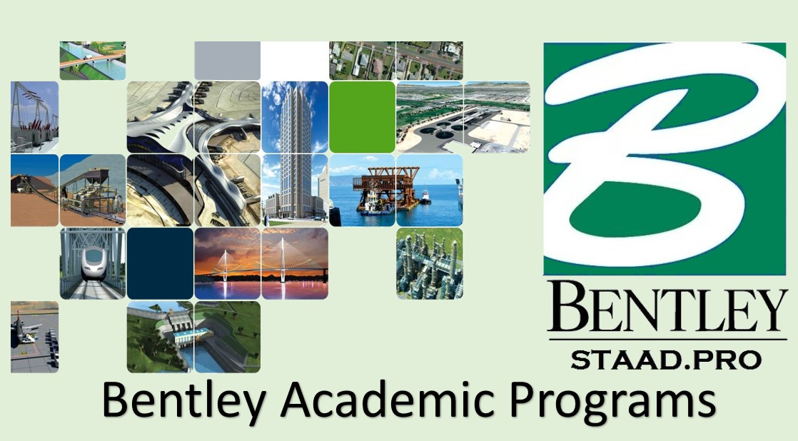 Bentley Academic Suite
