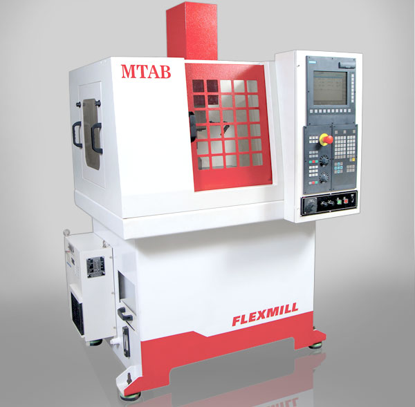 Educational CNC M/C