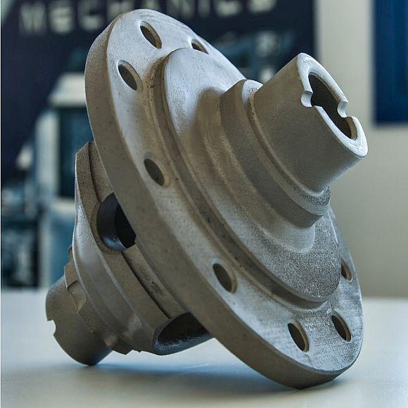 3D Metallic Printing